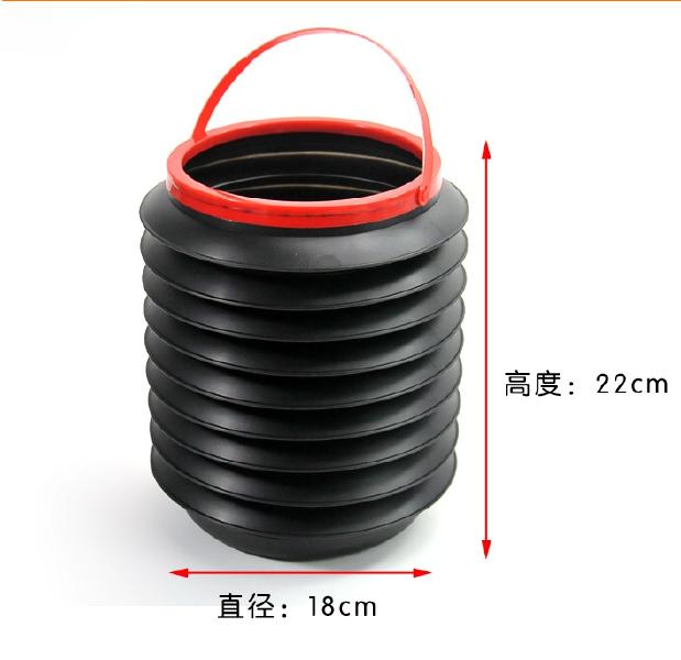 折叠多功能垃圾桶